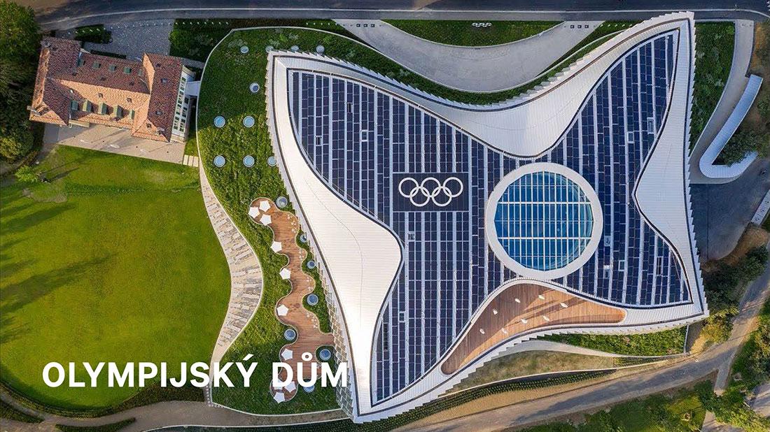 Nejudržitelnější budova světa, která čerpá energii ze slunce a Ženevského jezera.